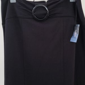 Style & Co Women's Black Skirt